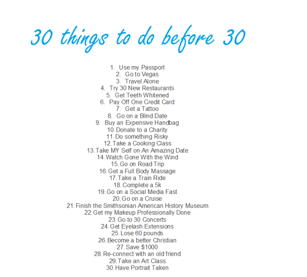30-things-before-30
